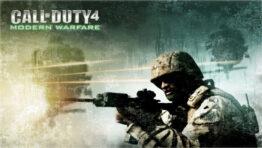 Call of Duty 4 Modern Warfare Прохождение Игры