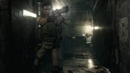 Resident Evil HD Remaster Прохождение Игры