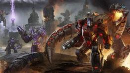 Transformers Fall of Cybertron Прохождение Игры