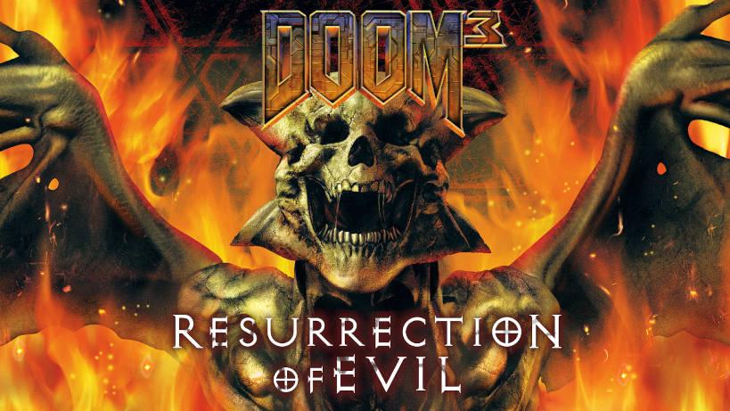 Doom 3 Resurrection of Evil Прохождение Игры